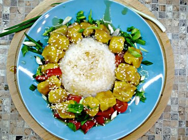 Sweet and Sour Chinese Fish