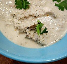 Georgian Chicken Satsivi