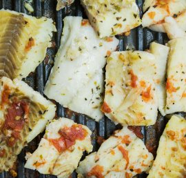 Fish grilled recipe