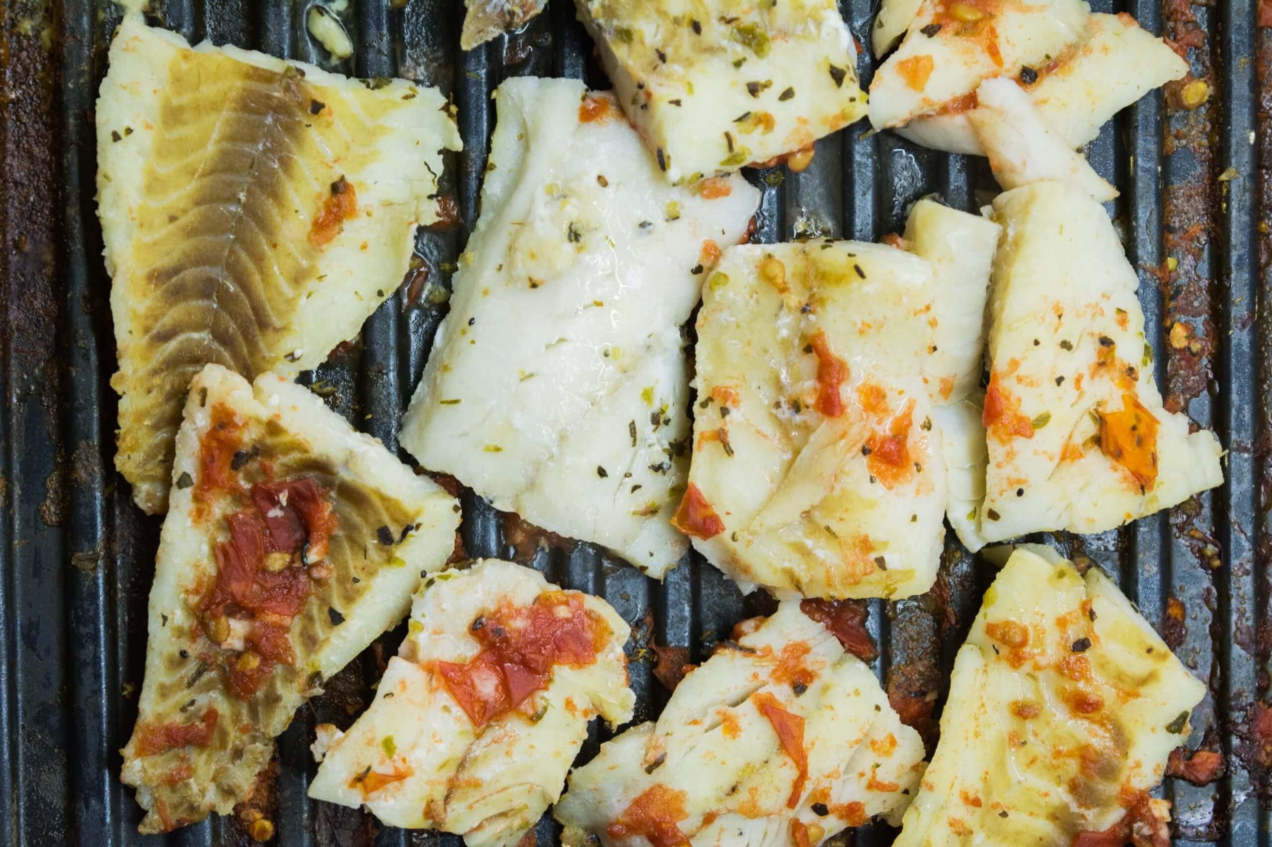 Fish grilled recipe