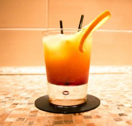 Recipe Tequila Sunrise